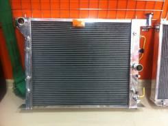 Радиатор охлаждения двигателя. Toyota Mark II, JZX90E, JZX90 Двигатель MTEU