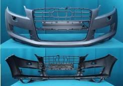 Бампер. Audi Q7, 4LB Двигатели: BAR, BHK, BTR, BUG. Под заказ