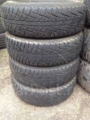 Dunlop Grandtrek AT2. Грязь AT, 2003 год, износ: 40%, 2 шт