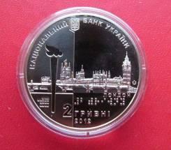 """Украина 2 Гривны 2012 год, """"Паралимпийские ИГРЫ В Лондоне"""""""