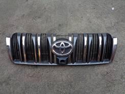 Решетка радиатора. Toyota Land Cruiser Prado, GRJ150 Двигатель 1GRFE