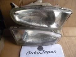 Фара. Mitsubishi Mirage, CJ2A, CJ1A, CJ4A, CL2A Mitsubishi Lancer, CJ4A, CJ1A, CJ2A, CL2A