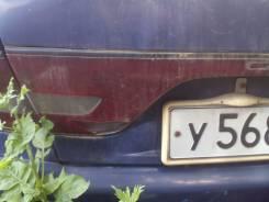 Планка под фонарь. Mitsubishi Galant, E53A