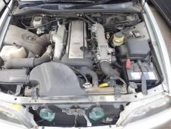 Двигатель в сборе. Toyota Mark II, JZX100, JZX90, GX100, JZX90E Toyota Chaser, GX100, JZX100, JZX90 Двигатели: 1JZGTE, 1GFE, 1JZGE