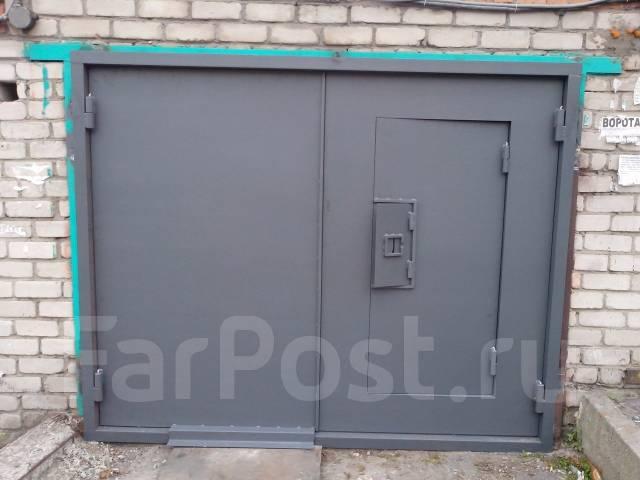 Установка железных ворот в гараже цена купить гараж в пятовском в ярославле