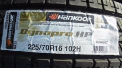 Hankook DynaPro HP RA23. Летние, без износа, 4 шт