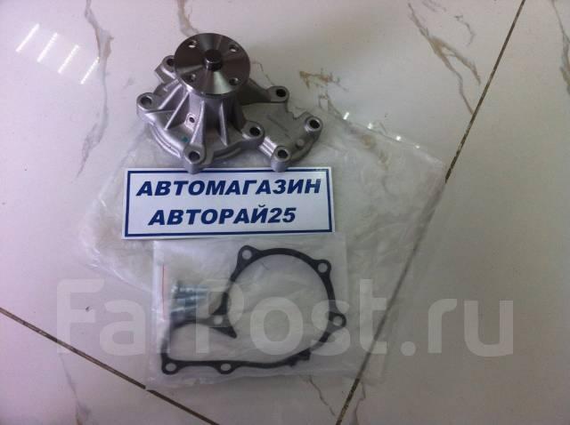 Помпа водяная. Mazda: B-Series, AZ-Wagon, Flair Crossover, Flairwagon, Spiano, Laputa Двигатель WL
