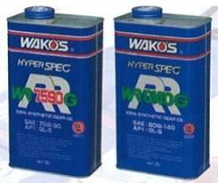 Wakos. Вязкость 80W-140, синтетическое