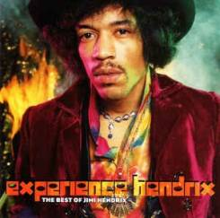 "CD Jimi Hendrix ""The best"" 2010 Australia"