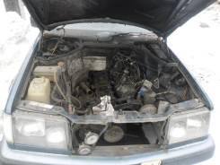 Блок цилиндров. Mercedes-Benz E-Class, W124 Двигатель OM603
