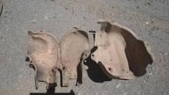 Защита выпускного коллектора. Subaru Forester, SF5 Двигатель EJ20G
