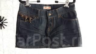 Юбки джинсовые. 42, 44