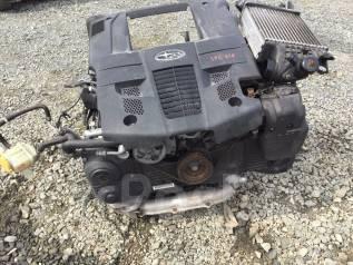 Двигатель в сборе. Subaru Forester, SH5, SH9, SH, SH9L Двигатель EJ205