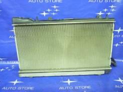 Радиатор охлаждения двигателя. Subaru Forester, SF5 Двигатели: EJ205, EJ20