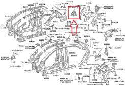 Стоп-сигнал. Toyota Corolla, ZZE123L, CDE120, ZZE121L, ZZE120L, ZZE120, ZZE121, ZZE122, ZZE123, ZZE124, NDE120 Двигатели: 1NDTV, 4ZZFE, 3ZZFE