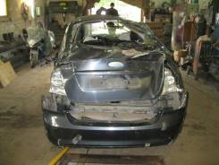 Спойлер (дефлектор) крышки багажника Ford Focus 2