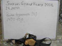 Ремень безопасности. Suzuki Vitara Suzuki Grand Vitara, JT Двигатели: M16A, J20A, N32A, J24B