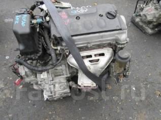 Двигатель. Toyota bB, NCP30 Двигатель 2NZFE