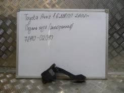 Педаль акселератора. Toyota Corolla, NDE150, ADE150, ZRE151, ZRE152 Toyota Auris, ADE150, NDE150, ZRE151, ADE157 Toyota Scion, AZE151 Двигатели: 1ZRFE...