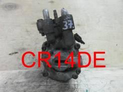 Компрессор кондиционера. Nissan: Cube, AD Expert, March, AD, Cube Cubic Двигатели: CR14DE, HR15DE, CR12DE, CR10DE