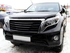 Решетка радиатора. Toyota Land Cruiser Prado. Под заказ