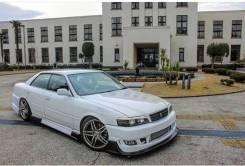 Обвес кузова аэродинамический. Toyota Origin Toyota Chaser, JZX100. Под заказ
