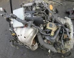 Двигатель в сборе. Toyota Wish, ANE11, ANE10, ANE10G Двигатели: 1AZFSE, D4