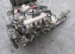 Двигатель в сборе. Toyota Cresta Toyota Mark II Toyota Chaser Двигатель 1JZGE