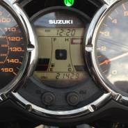 Suzuki V-Strom. 1 000 куб. см., исправен, птс, с пробегом
