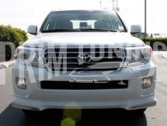 Обвес кузова аэродинамический. Toyota Land Cruiser Mazda Atenza, GJEFP, GJ2FW, GJ5FW, GJ2AW, GJ2FP, GJ2AP, GJEFW, GJ5FP Двигатели: PEVPR, SHVPTR, PYVP...