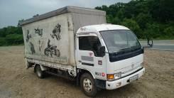 Nissan Condor. Авто, грузовой, бортовой, тент, 4 200 куб. см., 3 000 кг.