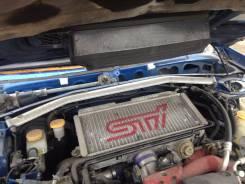 Направляющая интеркулера. Subaru Forester, SG5, SG9, SG9L. Под заказ