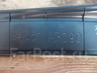 Накладка на порог. Subaru Legacy B4, BLE