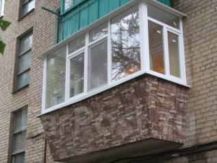 Ч Л. Пластиковые окна. Остекление лоджий