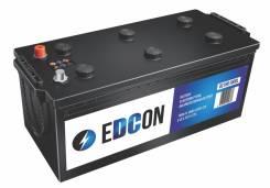Аккумулятор Edcon - 180Ah. 180 А.ч., левое крепление, производство Европа