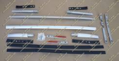 Рейлинги на крышу Qashqai 11 (релинги Кашкай) с 13г.-