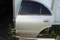 Дверь боковая. Nissan Bluebird Sylphy, QG10