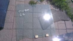 Стекло боковое. Nissan Cube, AZ10, ANZ10, Z10 Двигатели: CG13DE, CGA3DE