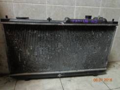 Радиатор охлаждения двигателя. Mazda Familia, BJFP, BJ5P, BJEP, BJFW, BJ5W, BJ3P, BJ8W