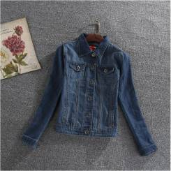 Куртки джинсовые. 44, 46, 48