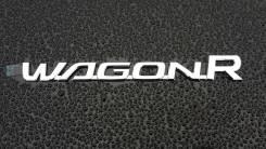 Наклейка. Suzuki Wagon R