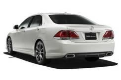 Клык бампера. Toyota Crown