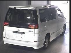 Бампер. Nissan Elgrand, 50