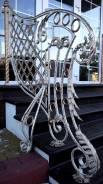 Кованные изделия, сварочные работы, металлоконструкции, ковка