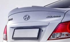 Спойлер. Hyundai Solaris. Под заказ