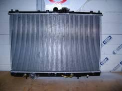 Радиатор охлаждения двигателя. Mitsubishi: Airtrek, Legnum, Chariot Grandis, Delica, Galant, Pajero, RVR, Chariot Двигатель 4G64