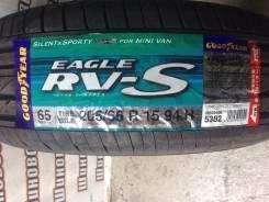 Goodyear Eagle RV-S. Летние, 2011 год, без износа, 2 шт
