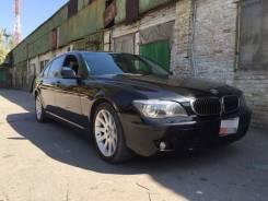 BMW 7-Series. E66, N62