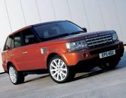 Land Rover 2006-2009 обновление навигационных карт