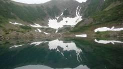 Экскурсия на Голубые озёра. Камчатка